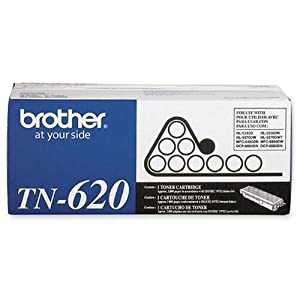 Brother TN-620 Toner Cartridge - Retail Packaging