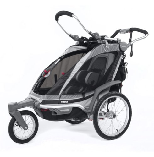 Thule Chariot Chinook 1 Single Stroller & Jogger front-872524