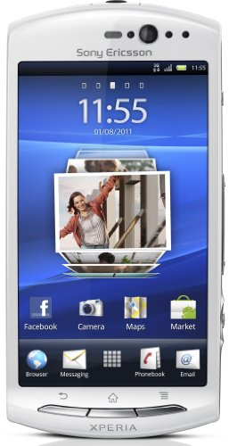 Sony Ericsson Xperia Neo V white Black Friday & Cyber Monday 2014