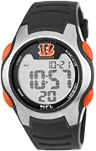 Game Time Men39s NFL-TRC-CIN quotTraining Campquot Watch - Cincinnati Bengals