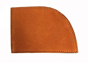 Rogue Made in Maine Buckskin Chestnut Tan Wallet
