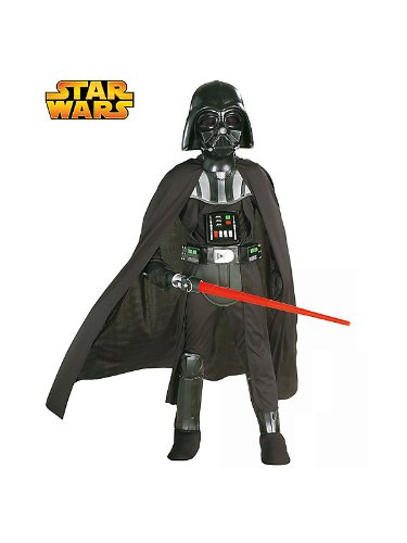 Kid's Deluxe Darth Vader Star Wars Costume