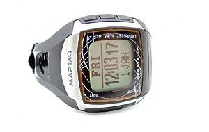 Maptaq Watch Neo GPS Watch/HRM - Black/Silver