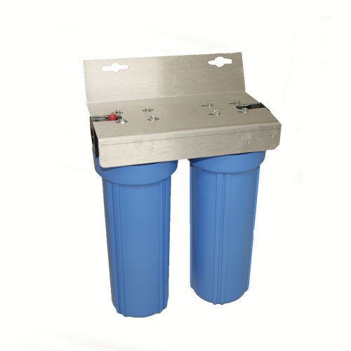Genesis Water Technologies Gw-Sps10-C Water Scale Prevention System And Multi-Stage Water Filtration With Template Assisted Crystallization Technology