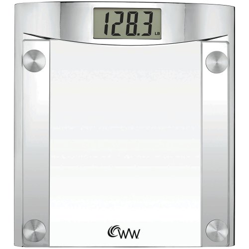 Image of CONAIR WW44 WEIGHT WATCHERS(R) GLASS SCALE (B00A9XDNHK)