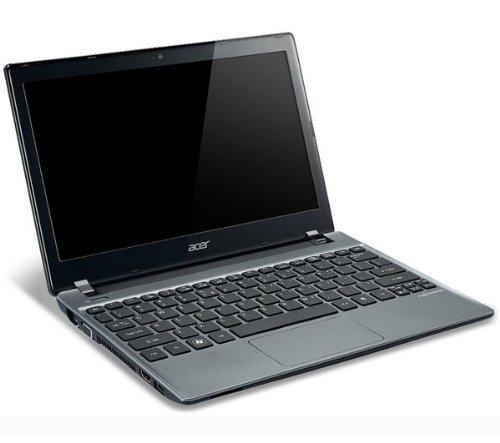 Acer Aspire V5-171 11.6-Inch Laptop (Silky Silver), Intel I5-3317U, 6GB Memory,500GB, Windows 8, 1366x768