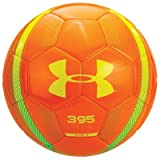 Under Armour 395 Blur Soccer Ball Vivid Orange/Bitter/Sunbleached