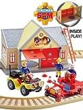 Terrific Fireman Sam Bessie Rescue Set - Cleva® Sino Edition