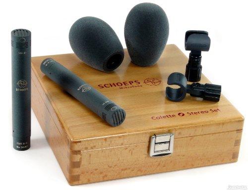 Schoeps Cmc64St (Mk 4 Stereo Set)