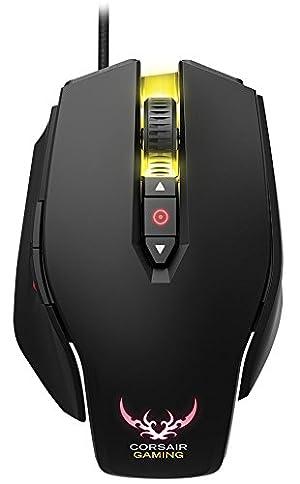 Mouse Laser Corsair Gaming M65 RGB  para jugadores