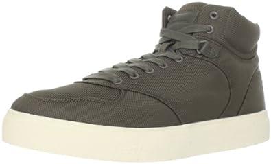 Diesel Men's Invasion High Top Sneaker,Canteen,10.5 M US