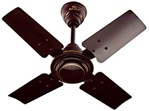 Buy Bajaj Maxima 600 Mm Ceiling Fan Brown Online At Low
