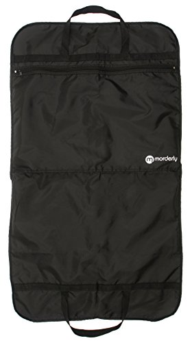 Folding Travel Suit or Garment Bag. Lightweight and Easy to Carry with Handles. Includes Shoe Pocket (Mens Garment Bag compare prices)