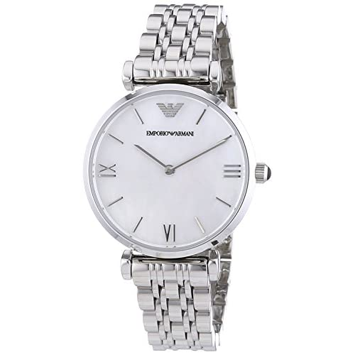 Emporio Armani Ladies Gianni T-Bar Watch AR1682