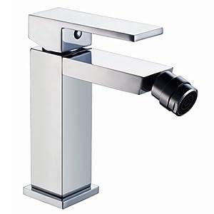 Msc2112 miscelatore rubinetto squadrato da bidet bagno - Miscelatore cucina economico ...