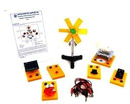 United Scientific, Energy Conversion Kit, (77549)