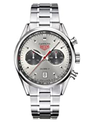 NEW TAG HEUER CARRERA LIMITED EDITION JACK HEUER 80th BIRTHDAYMENS WATCH CV2119.BA0722