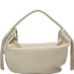 Vince Camuto Dessa Hobo Bag, Parchment, One Size