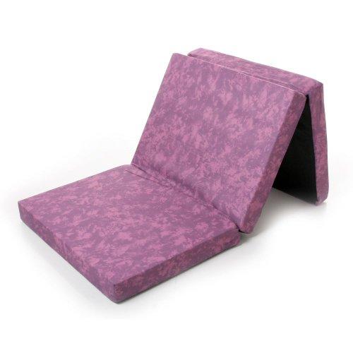 faltmatratze klappmatratze heike schwarz. Black Bedroom Furniture Sets. Home Design Ideas