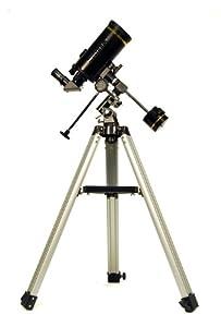 Levenhuk Skyline PRO 90 MAK Telescope Maksutov-Cassegrain 90 mm equatorial mount by Levenhuk