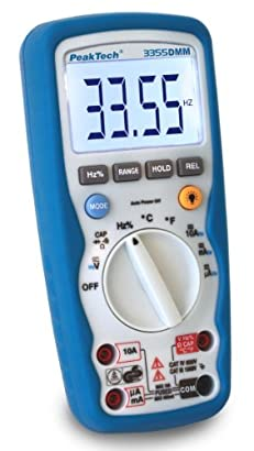 Pyle Temperatur Luftfeuchtigkeit Meter mit Taupunkt und Feuchtkugeltemperatur PTHM20