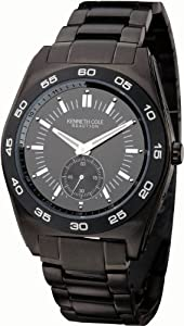 Kenneth Cole Reaction Black Ion-plated Mens Watch KC3765