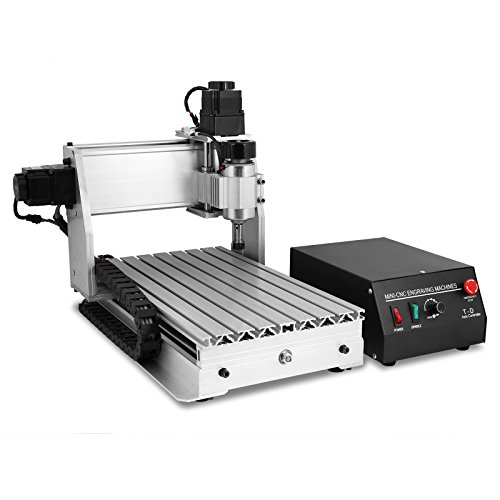 Best Review Of BestEquip CNC Router Machine 4 Axis 3020T Engraving Machine with USB Function CNC Rou...