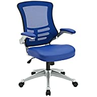 LexMod Attainment Office Chair with B…