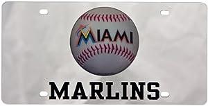 MLB Florida Marlins Acrylic Inlaid w/Dome