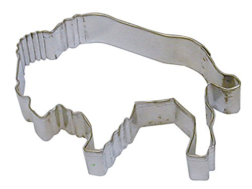 Animal Cookie Cutter -American Buffalo Cookie Cutter