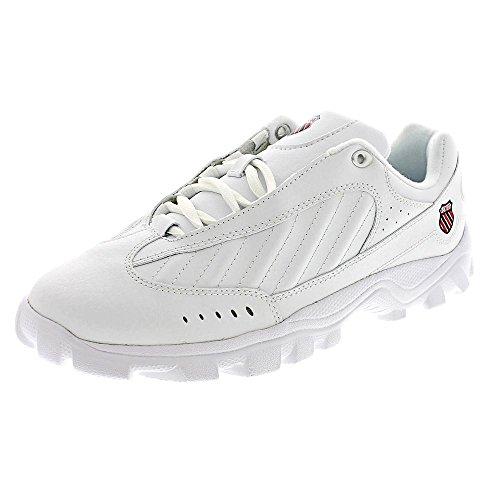K-Swiss ST429 Women's Light Weight Athletic Shoe White 9.5 M US