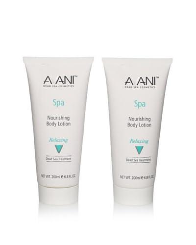 AVANI Relaxing Nourishing Body Lotion, 2-Pack
