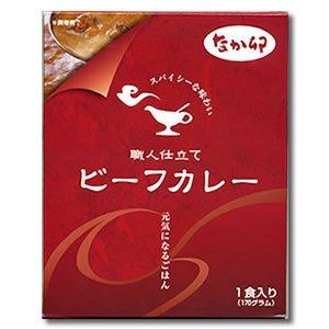 なか卯 ビーフカレー レトルト 10食