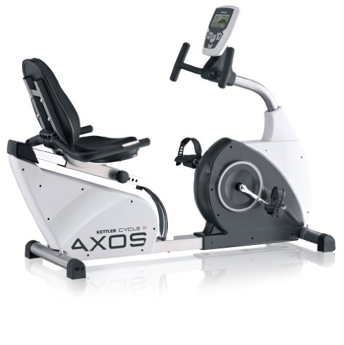 Kettler Cyclette Axos Cycle R, argento, nero, Taglia unica