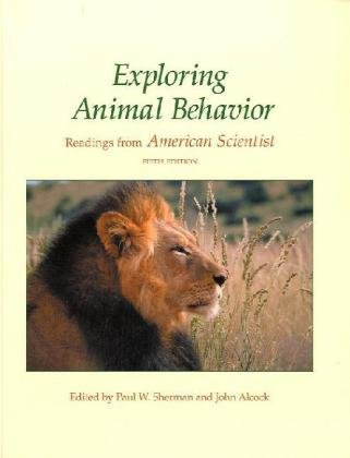 Exploring Animal Behavior: Readings from American...