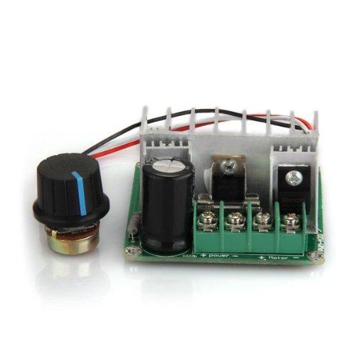 Pulse Width Modulation Pwm Dc Motor Speed Control Switch 9V-60V 20A 13Khz