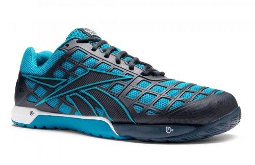 Reebok Men's R Crossfit Nano 3.0 Training Shoe, Conrad Blue/Reebok Navy Athletic Navy/White, 10 M US