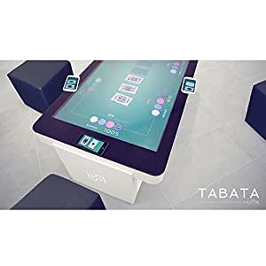 Tabata Interactive 42 Touch Screen Durable And Waterproof Coffee Table Kitchen