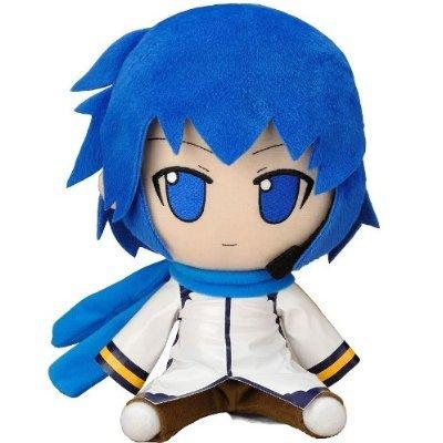 Nendoroid Vocaloid Plush Doll Series 03: 11″ Kaito image
