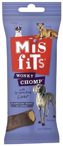 Artikelbild: Misfits Wonky Chomp 170 g (Pack of 12)