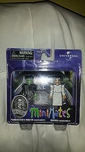 Minimates Frankenstein's Monster & Dr. Henry Frankenstein