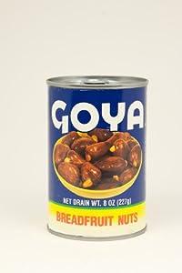 Goya Pana de Pepita (Breadfruit Nuts)