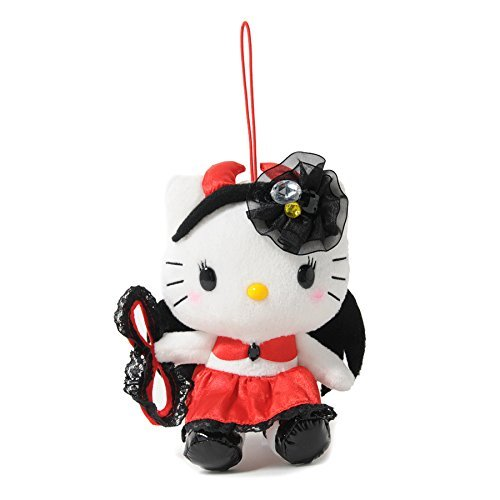 Hello Kitty Plush - Gothic Costumes Black A - 1