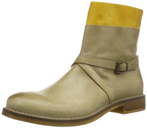 Momino Girls half-boots Boots Beige Beige (West) Size: 35