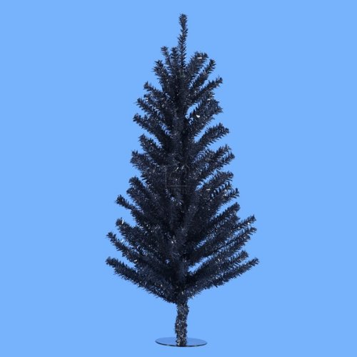 BLACK MINIATURE TREE