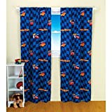 Disney/Pixar Cars 95 Pole Top Drape Panel, 42 by 84-Inch