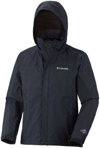 Columbia Herren Mission Air II Jacket, Abyss, L, EM2499 -