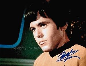 WALTER KOENIG as Pavel Chekov - Star Trek Genuine Autograph