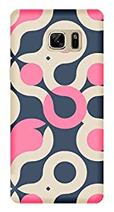 TrilMil Printed Designer Mobile Case Back Cover For Samsung Galaxy Note 7