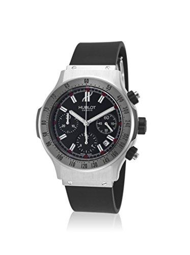 Hublot Men's Black Silicone Watch